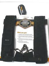 New Bucket Boss 57400 LoadBear Suspenders- Free Shipping