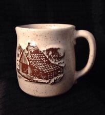 Country Barn Firewood Coffee 3D Mug