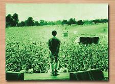 ***Oasis - Liam Gallagher - Green -  Canvas Art Print***