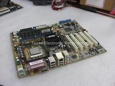 Asus p4c800-e Motherboard w/ 512MB RAM & SL6PE CPU