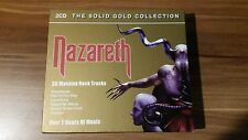 Nazareth - The solid gold collection (2005) (SGDCD2029)
