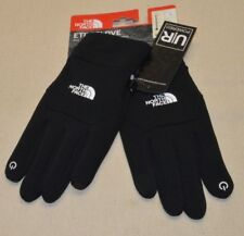 The North Face Etip Glove Powered Touch Screen Men's Women's Unisex L Black New