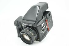 Mamiya 645 PRO Outfit w/ Winder, 80mm f/2.8 N, Standard Prism, 120 Back  #P1226