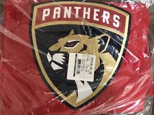 New NHL Pro Stock Reebok Practice Hockey Jersey. Florida Panthers. Size 56