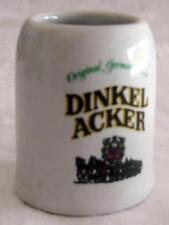 Dinkel Acker ~ German Beer Shot Glass