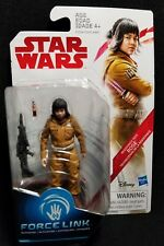 Star Wars The Last Jedi Resistance Tech Rose Force Link Figure 3.75 Inches New