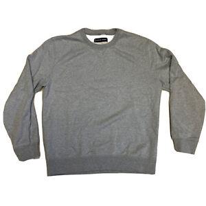Everlane Uniform Sweatshirt The French Terry Crew Heather Gray Men's Large