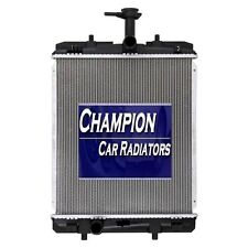BRAND NEW RADIATOR CITROEN C1  TOYOTA AYGO  PEUGEOT 107  108 WITHOUT AIR CON