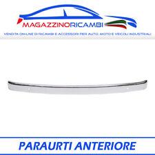 PARAURTI LAMA ANTERIORE FIAT VECCHIA 500 F-L-R D'EPOCA CROMATO ISAM