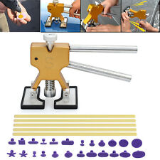 Willkey Auto Car Body Dent Remover Repair Puller Kit Tools E6c6 UK
