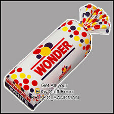 Fridge Fun Refrigerator Magnet HOSTESS WONDER BREAD Version A- Retro Food DIECUT