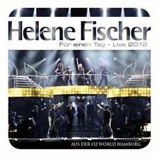 Für Einen Tag-Live 2012 von Helene Fischer (neu + OVP)