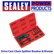 Sealey VS779 Motorcycle Motorbike Drive Cam Chain Splitter Breaker & Riveter