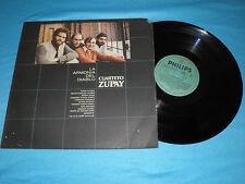 Cuarteto Zupay - La armonia del diablo - RARE Argentina LP Folk Latin LISTEN