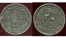 TURQUIE  20 para 1327   ( 5 )    ( bis )