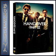 THE HANGOVER PART III - HANGOVER 3- Bradley Cooper &  Ed Helms**BRAND NEW DVD **