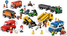 LEGO® education Fahrzeuge Set 9333  Neu Bus LKW   4+