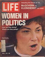 LIFE June 9,1972 Bella Abzug / Duke of Windsor Dies / Depression a Season in Hel