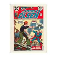 Superman's Pal Jimmy Olsen (1954 series) #161 in NM minus cond. DC comics [*jv]