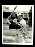 Brooks Robinson Hand Signed 8x10 Photo Autograph Baltimore Orioles