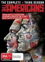 The Americans : Season 3 DVD : NEW