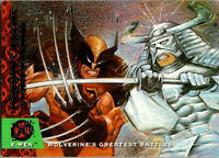 1994 Fleer Ultra X-Men Wolverine Vs Silver Samurai