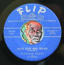 HEAR Richard Berry 45 Have Love Will Travel/No Room FLIP EX northern soul R&B