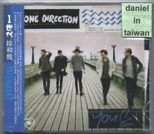One Direction: You and I (2014) CD SINGLE OBI TAIWAN