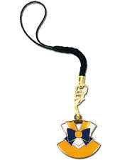 *NEW* Sailor Moon: Sailor Venus Costume Cell Phone Charm by GE Animation