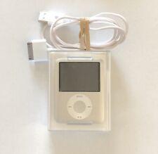 Apple iPod Nano 3rd Gen 4GB Tested MP3 Player