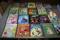 LITTLE GOLDEN BOOKS For Children! Modern Titles, Lot of 20 Hardcovers