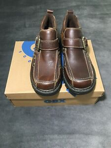 GBX Buckle Boots for Men for Sale