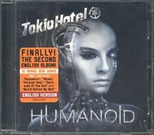 Tokio Hotel - Humanoid Con Sticker Cd Perfetto