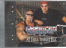 AMERICAN CHOPPER - AT FULL THROTTLE