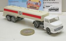 "Wiking 806/1: MB LS 1413 Trailer truck ""ESSO"""