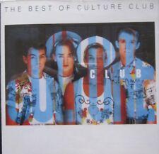 CULTURE CLUB - THE BEST OF CULTURE CLUB  -  CD