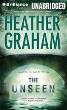The Unseen 0 by Heather Graham (2012, CD, Unabridged