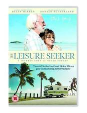 The Leisure Seeker Helen Mirren, Donald Sutherland DVD R2