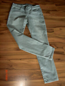 BRAX - Schicke Jeans Modell Shakira Gr. 36/38K, hellgrau, Stretch - top