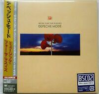 Depeche Mode - Music for the Masses JAPAN CD Blu-Spec CD2 SICP-30540 Neu