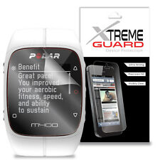 Genuine XtremeGuard Screen Protector For Polar M400 Fitness Watch (Anti-Scratch)