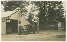 More details for motor & cycle engineers, garage, petrol station, luncarty- perthshire postcard