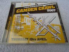 Various - Camden Crawl 2007 CD - 2 CDs 38 TRACKS Inc Foals, Calvin Harris,etc)