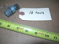 HONDA 600 COUPE SEDAN SPEEDOMETER GEAR 16 TEETH N600 Z600 ENGINE TRANSMISSION-