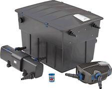 Oase Durchlauffiltersysteme mit UVC, Pumpe und automatischer Grobschmutzabscheid