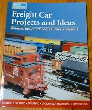 How to Book: #12171 Freight Car Projects and ideas (We Combine Ship)