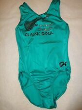 Gk Elite Girls Leotard Arizona Sunrays Classic Rock Child Large