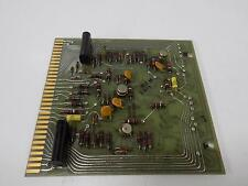 GENERAL ELECTRIC AMPLIFIER CARD 36A353862AA