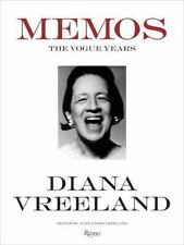 Diana Vreeland Memos: The Vogue Years,
