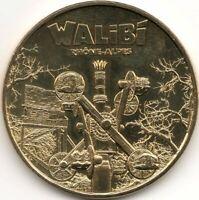 Monnaie de Paris - PARC WALIBI RHÔNE-ALPES - AIRBOAT 2020